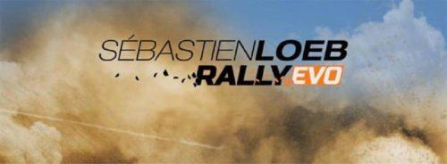Sébastien Loeb Rally Evo Logo