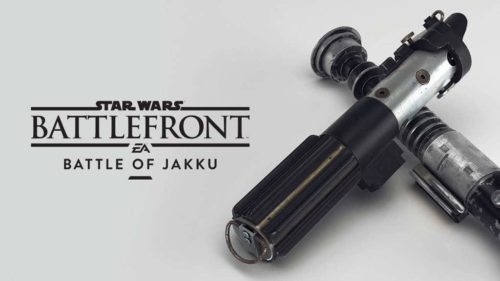 Star Wars Battlefront - Battle of Jakku - DLC