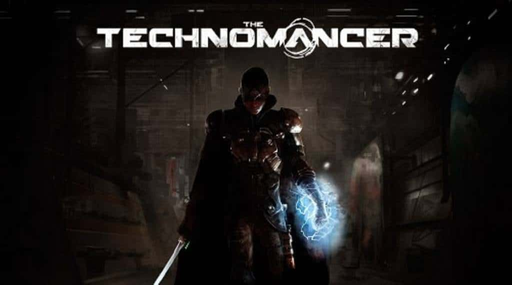 THE TECHNOMANCER Bild 3