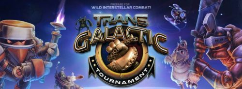 TRANS-GALACTIC TOURNAMENT Bild 1