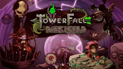 Towerfall Dark World Bild 2