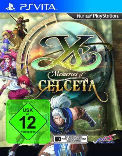 Ys Memories of Celceta