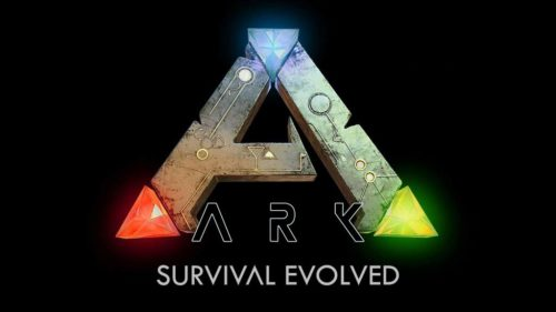 ARK-Survival-Evolved Logo
