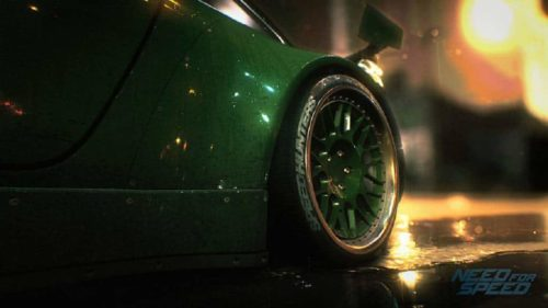 NEED FOR SPEED Bild 2