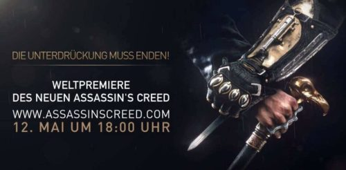 New Assassin's Creed Bild 2