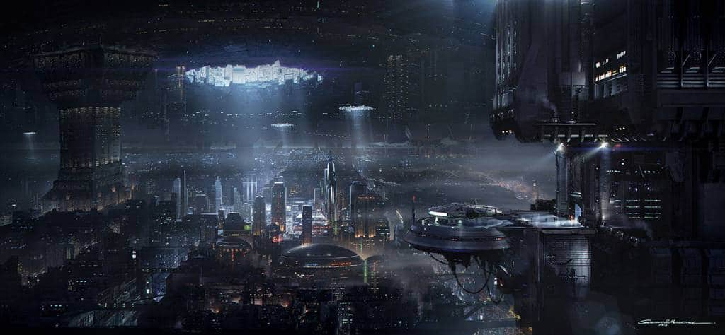 Star-Wars-1313 Artwork