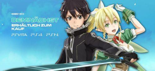 Sword Art Online PS4 Bild 1