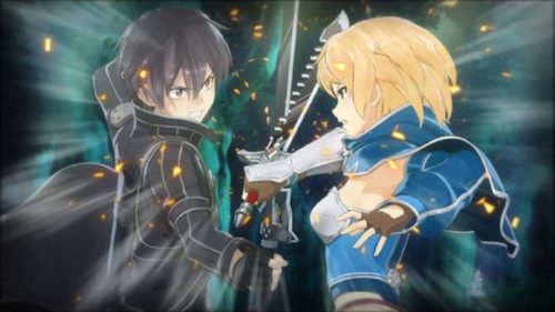 Sword Art Online PS4 Bild 3