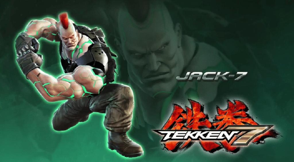 Tekken 7 Jack7 Bild 1