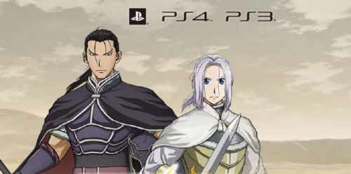 The Heroic Legend of Arslan Warriors Bild 2
