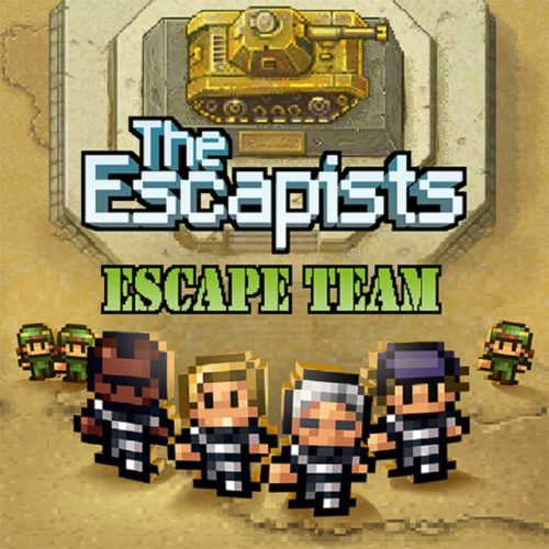 The Escapists Escape-Team-DLC