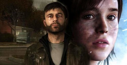 Heavy Rain und Beyond Two Souls