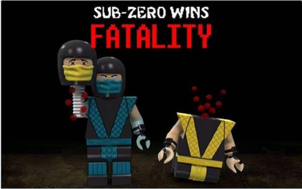Lego MK