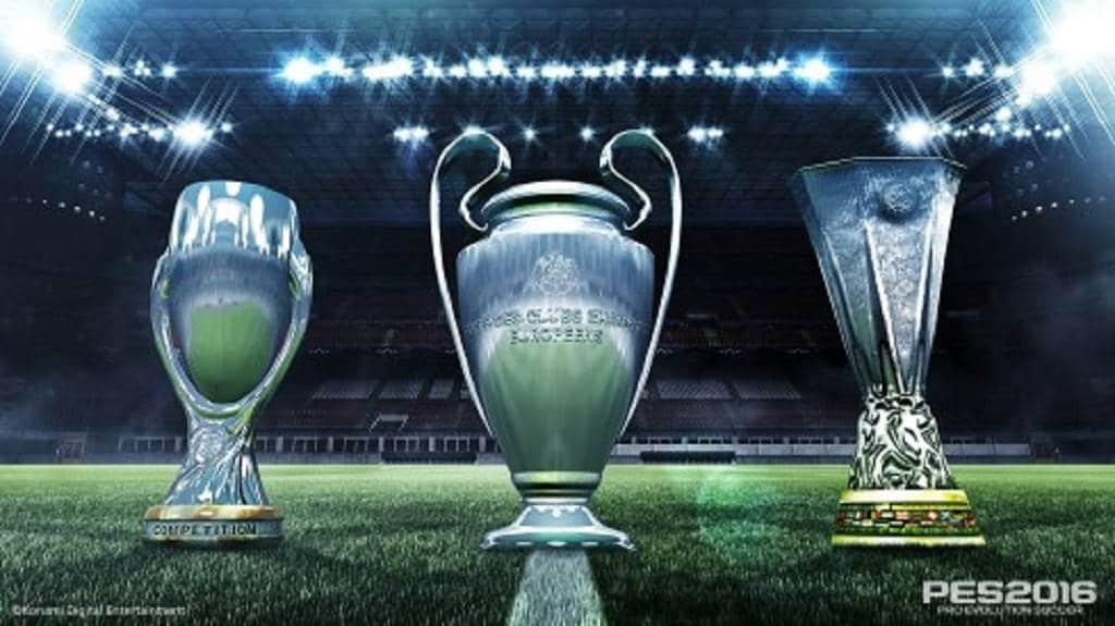 PES-2016 UEFA