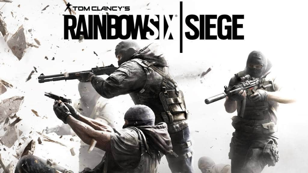 Rainbow Six siege 1