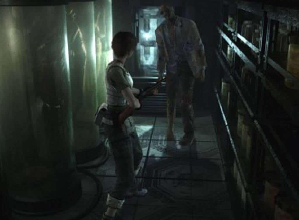 Resident Evil Zero HD Bild 1