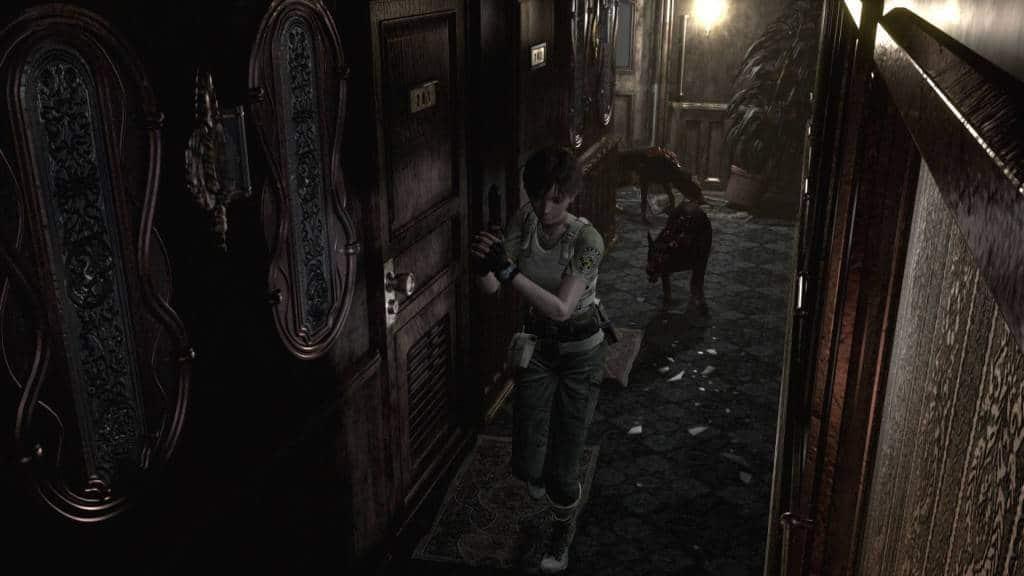 Resident Evil Zero HD Bild 2