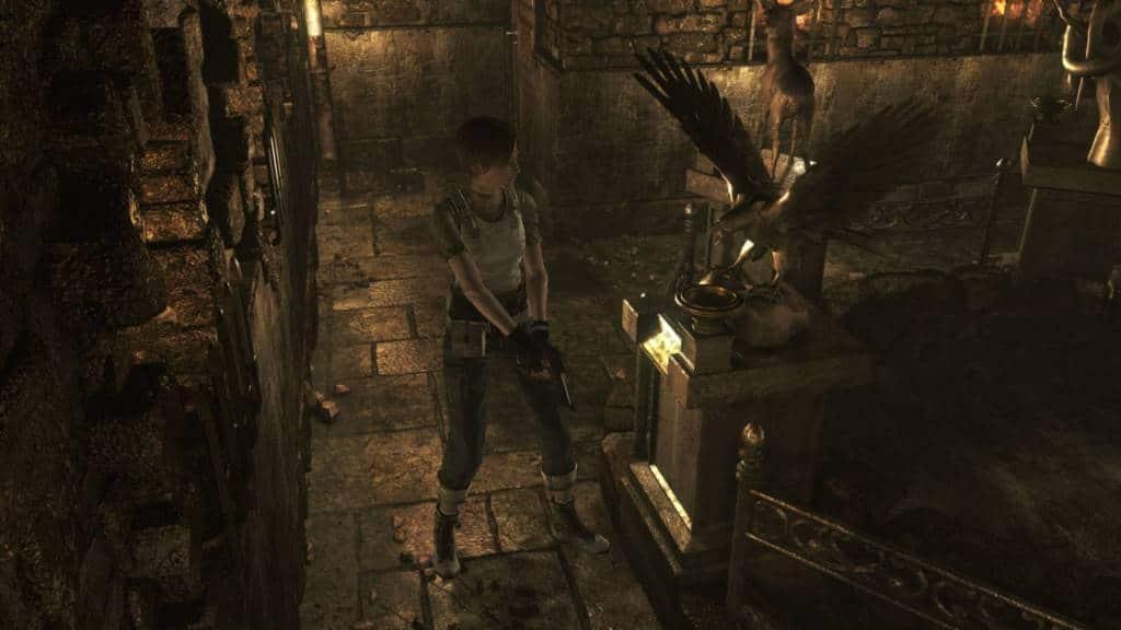 Resident Evil Zero HD Bild 4
