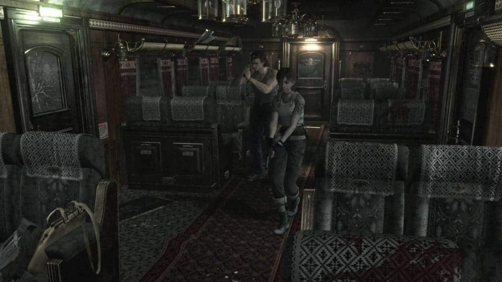 Resident Evil Zero HD Bild 6