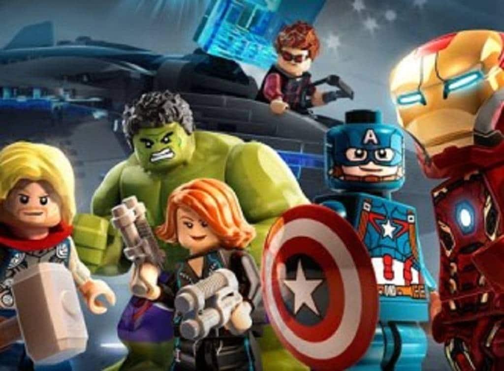 lego marvels avengers 1