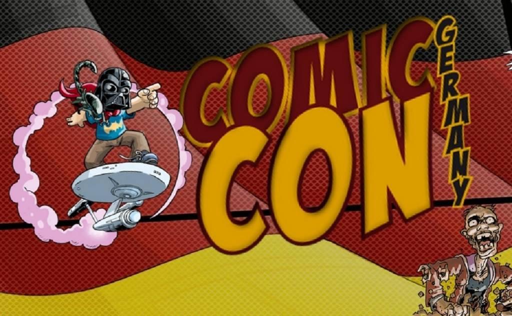 Comic Con 2016 Bild 2