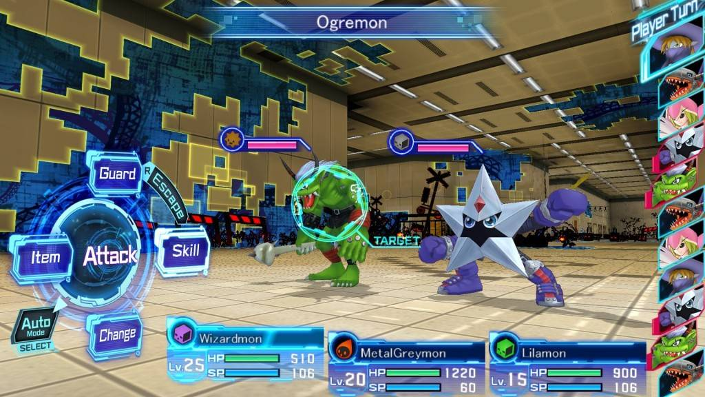 Digimon Story Cyber Sleuth (7)