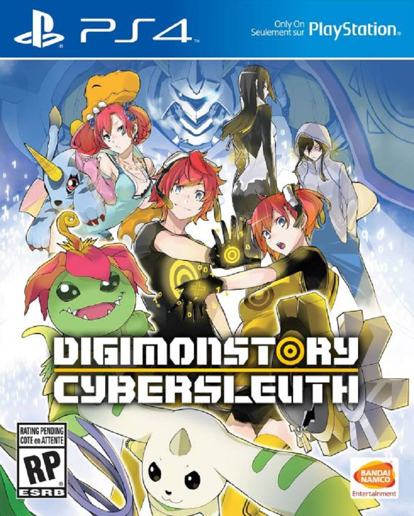 Digimon Story Cyber Sleuth (9) Cover