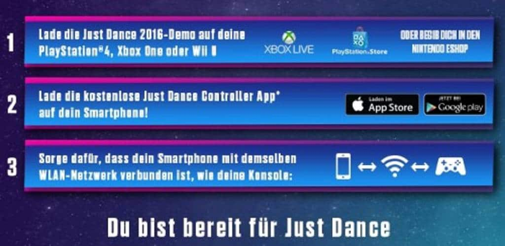 Just Dance 2016 Bild 2