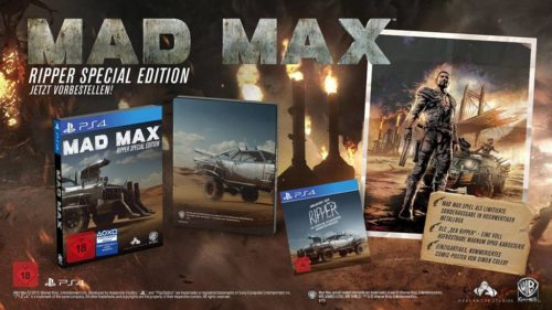 Mad-Max Ripper Edition