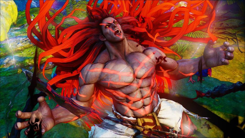 Street Fighter V Necalli