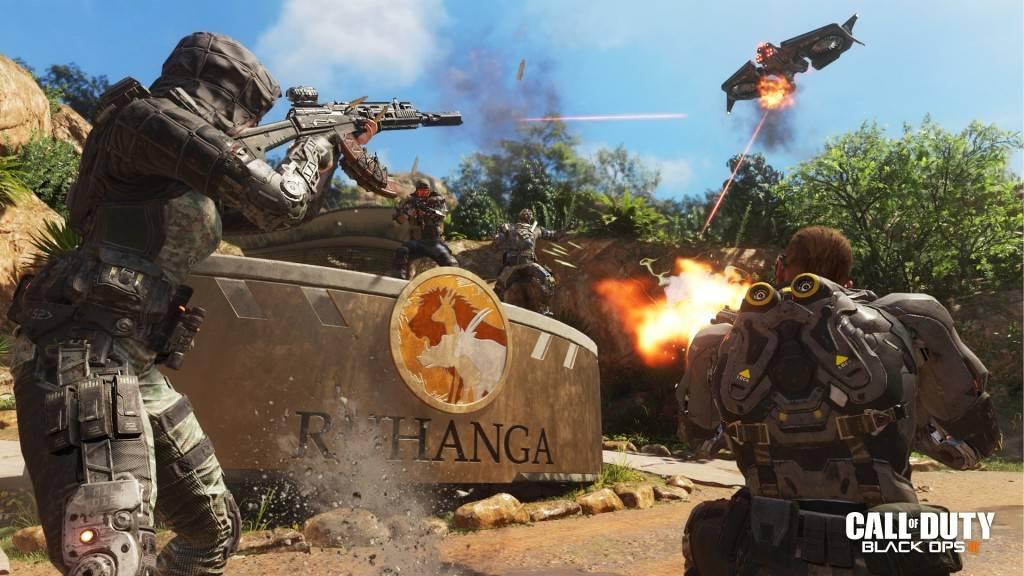 Call of Duty Black Ops 4 - Spielt scheinbar nicht in der Zukunft