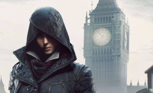 Assasins Creed Syndicate  Evie Frye