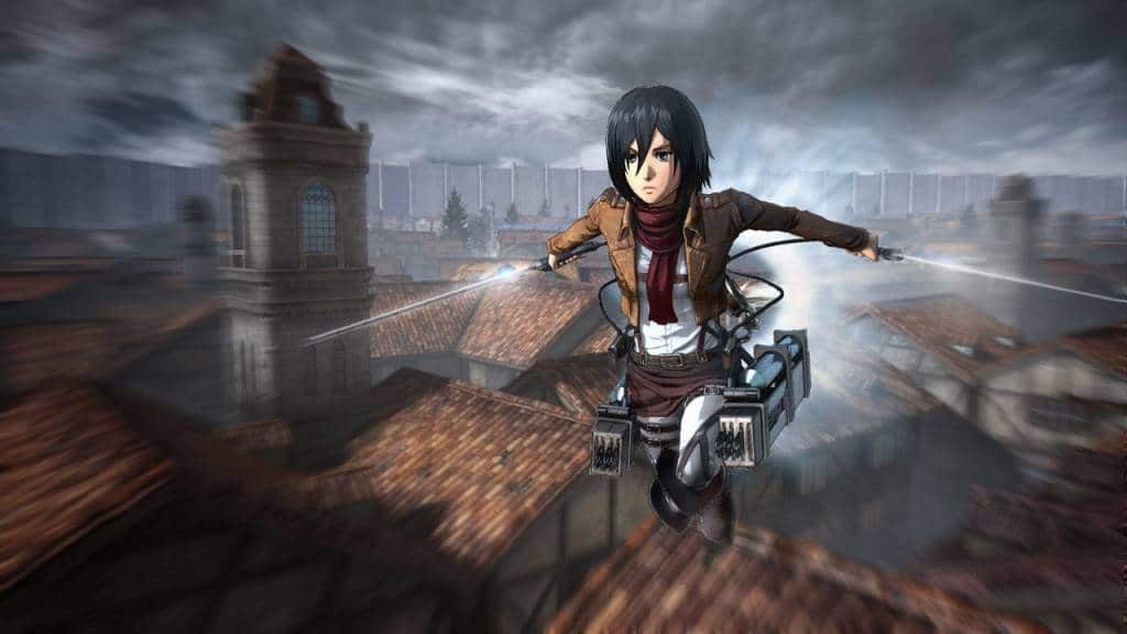 Attack on Titan (5)