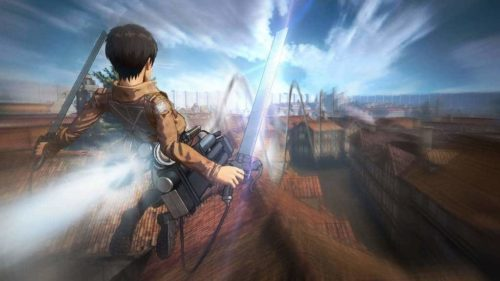 Attack on Titan (6)