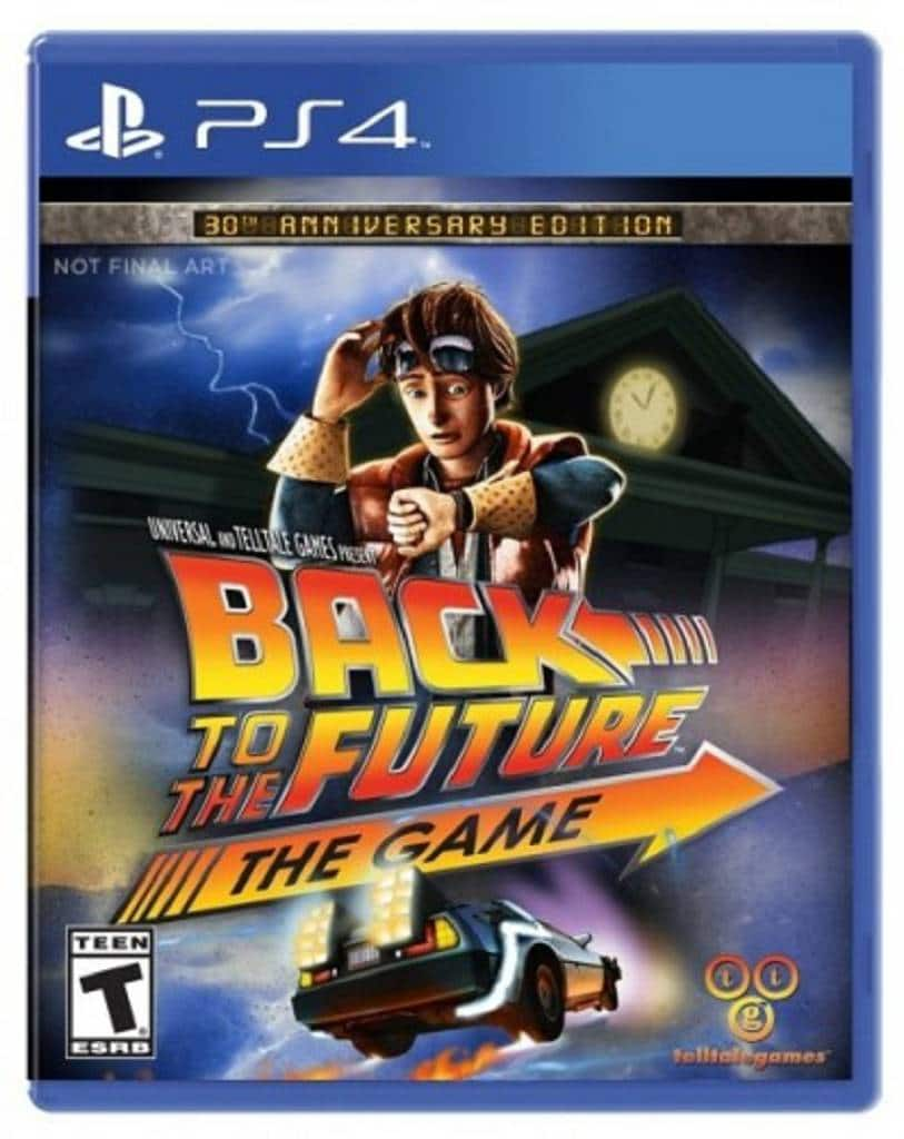 Back to the Future PS4