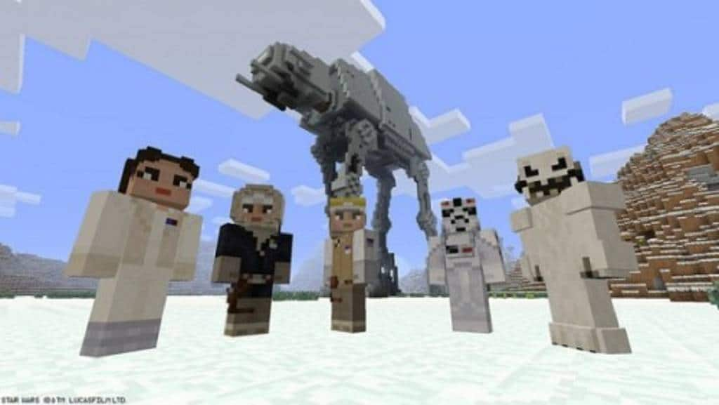 Minecraft-Star-Wars