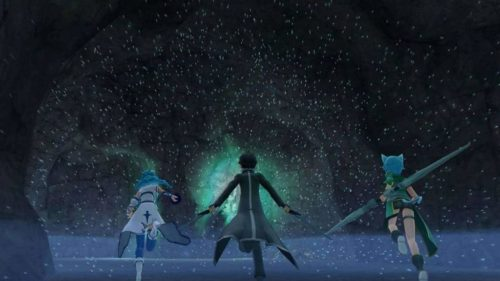 Sword Art Online Lost Song (5)