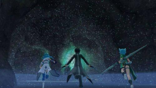Sword Art Online Lost Song (5)