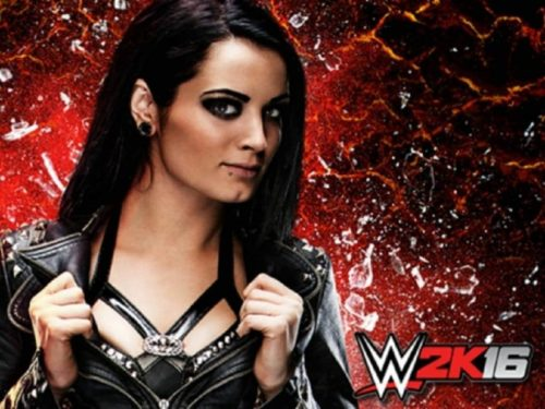 WWE 2K2016