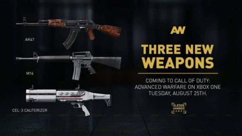 advanced_warfare neue Waffen