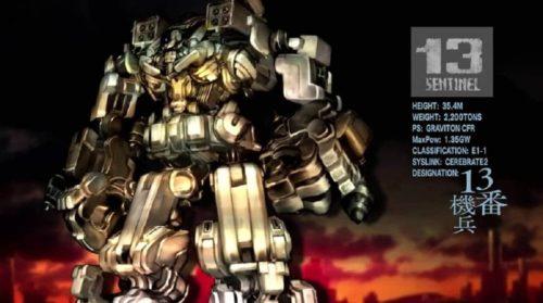 13 Sentinels Aegis Rim PS4 Bild