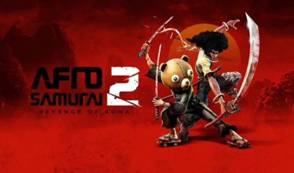 Afro Samurai 2 Revenge of Kuma PS4