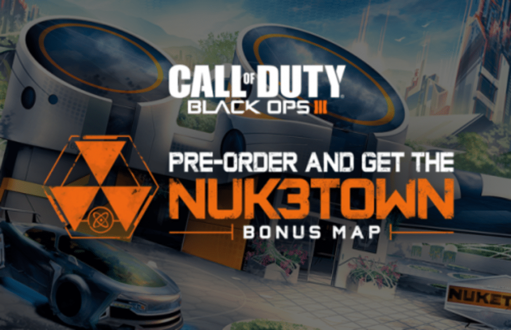 Call of Duty Black Ops III - NUK3TOWN 2