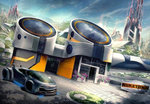 Call of Duty Black Ops III - NUK3TOWN IS BACK!