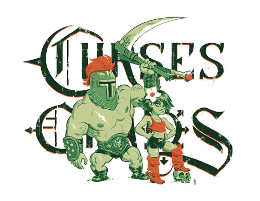 Curses 'N Chaos Art