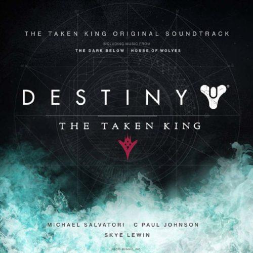 Destiny König der Besessenen - Soundtrack