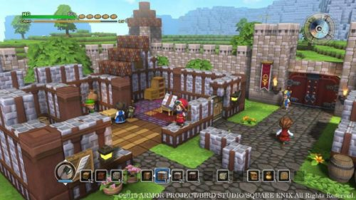 Dragon quest Builders 1