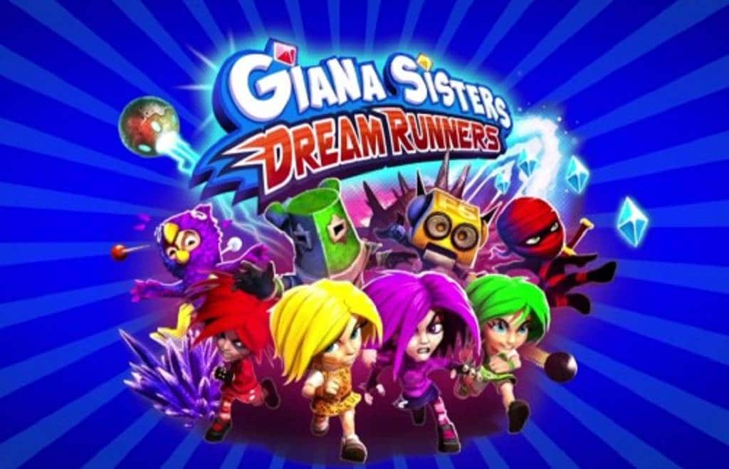Giana Sisters - Dream Runners Bild 1 PS4