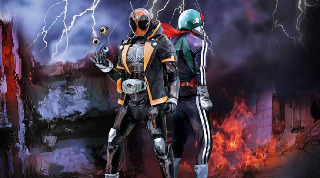Kamen Rider Battride War Genesis PS4