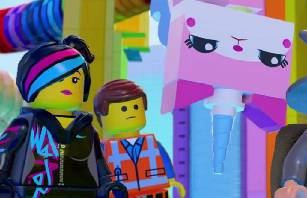 LEGO Dimensions - I'm Unikitty Trailer